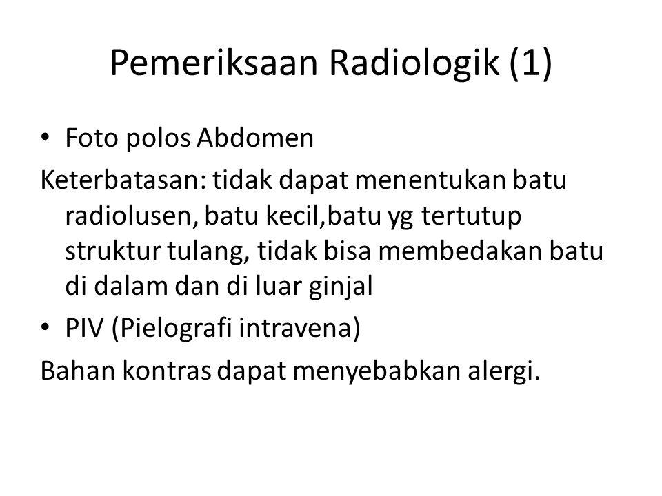 Pemeriksaan Radiologik (1)
