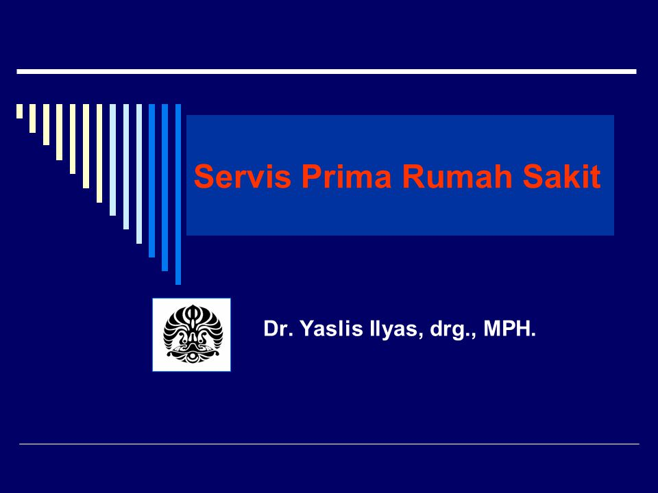 Servis Prima Rumah Sakit