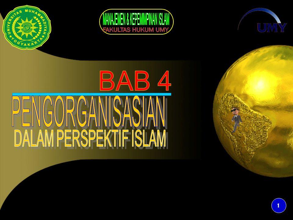 MANAJEMEN & KEPEMIMPINAN ISLAM FAKULTAS HUKUM UMY
