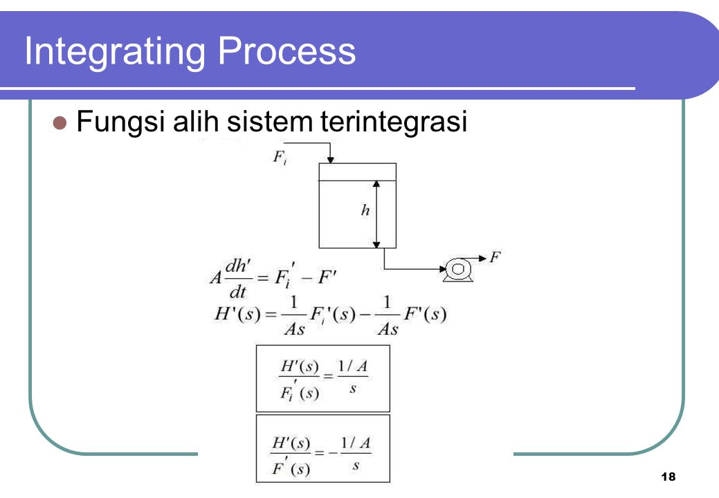 Integrating Process Fungsi alih sistem terintegrasi