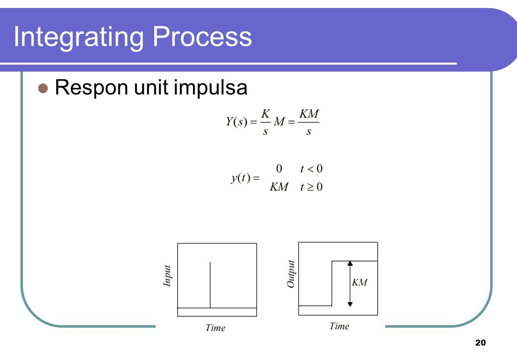 Integrating Process Respon unit impulsa