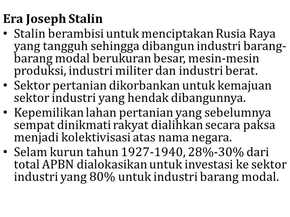 Era Joseph Stalin