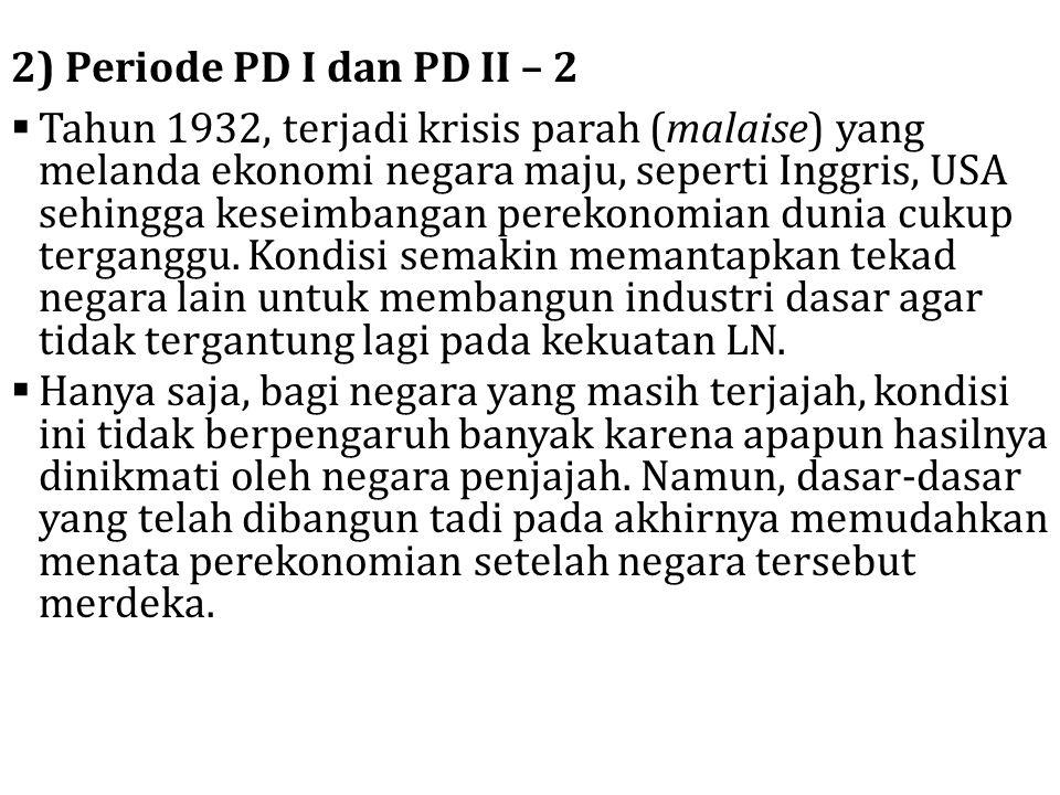 2) Periode PD I dan PD II – 2