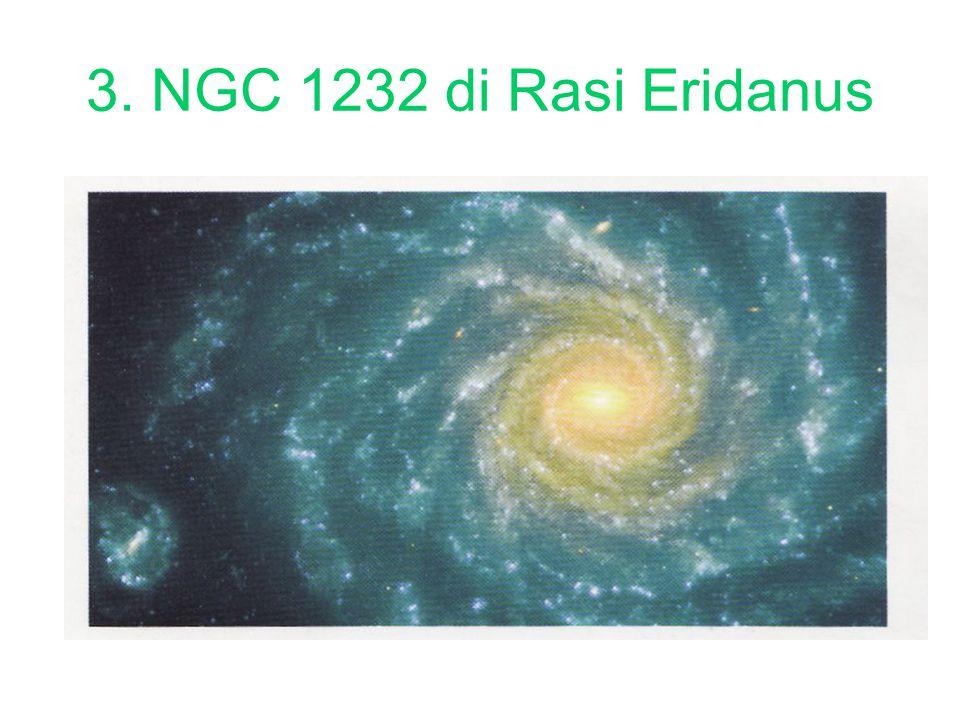 3. NGC 1232 di Rasi Eridanus