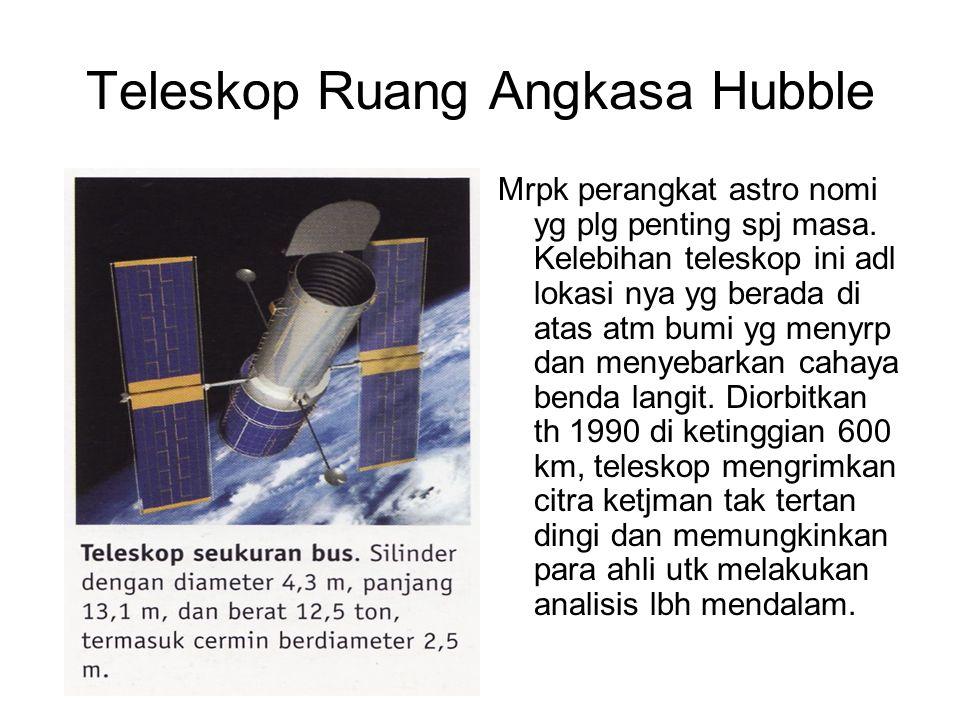 Teleskop Ruang Angkasa Hubble