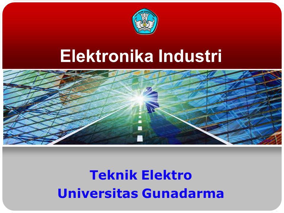Teknik Elektro Universitas Gunadarma