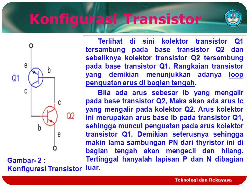 Konfigurasi Transistor