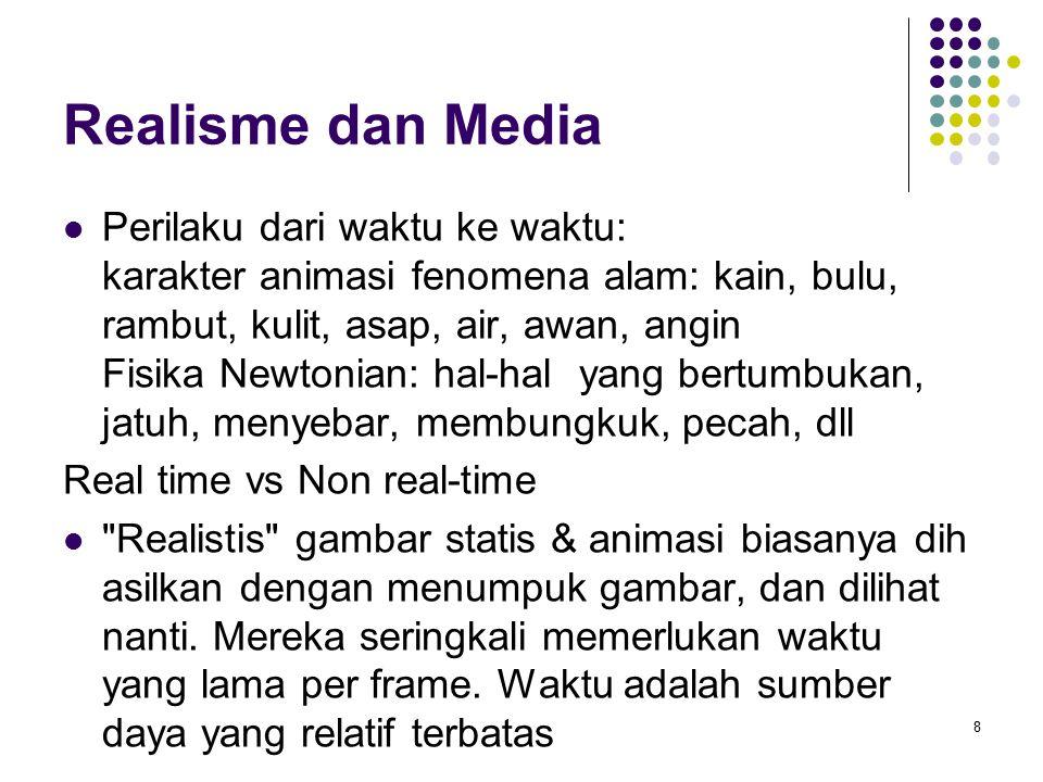 Realisme dan Media