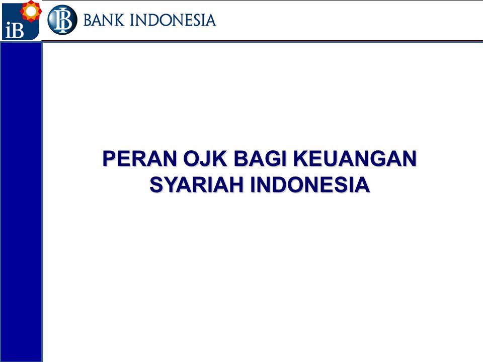 PERAN OJK BAGI KEUANGAN SYARIAH INDONESIA