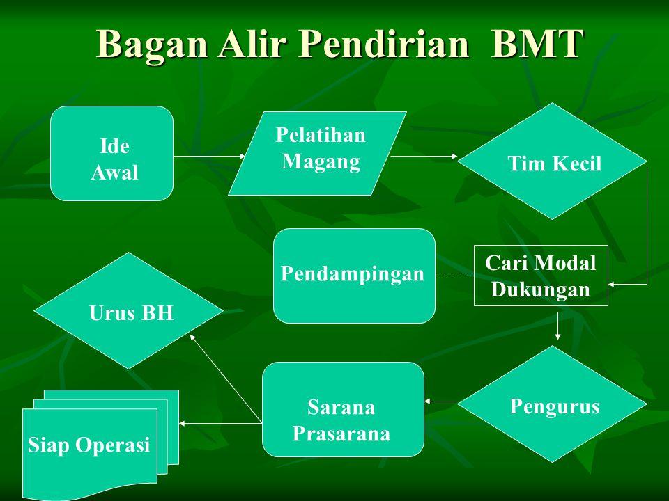 Bagan Alir Pendirian BMT