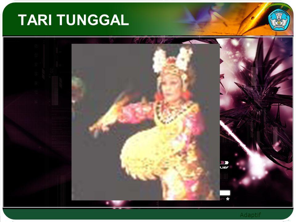 TARI TUNGGAL