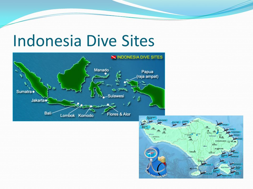 Indonesia Dive Sites