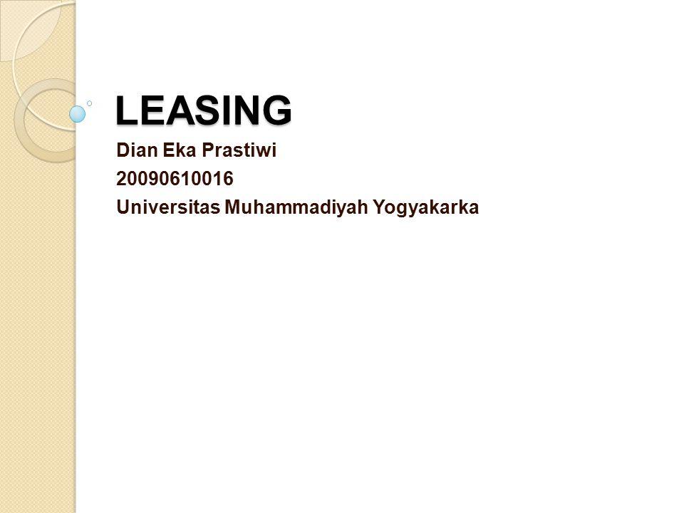 Dian Eka Prastiwi 20090610016 Universitas Muhammadiyah Yogyakarka