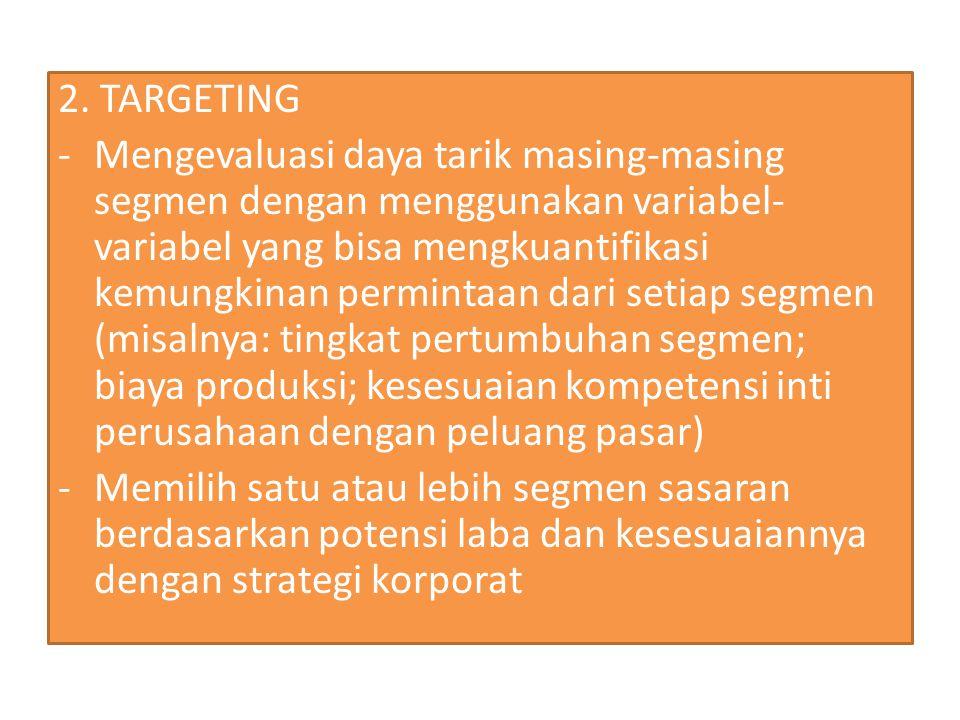 2. TARGETING