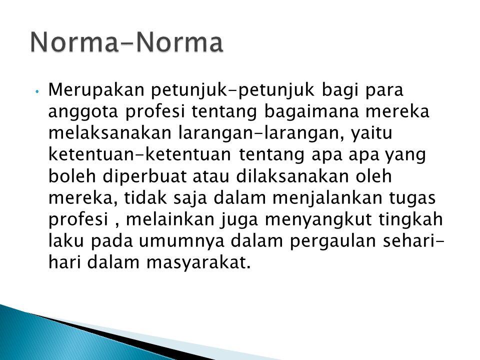 Norma-Norma