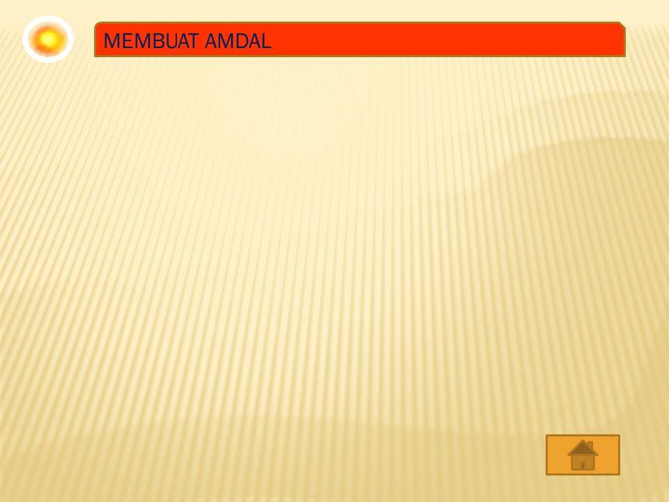 MEMBUAT AMDAL