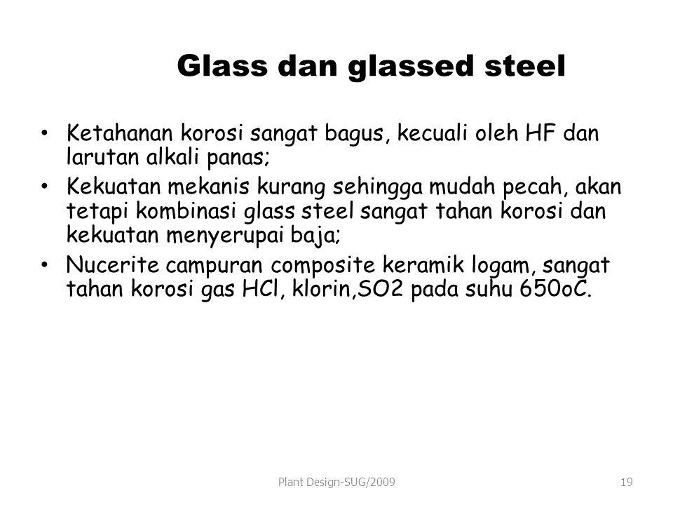 Glass dan glassed steel