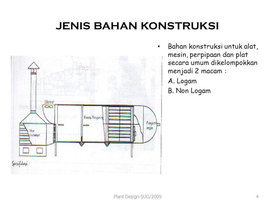 JENIS BAHAN KONSTRUKSI