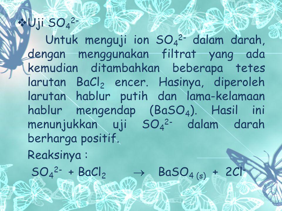 Uji SO42-