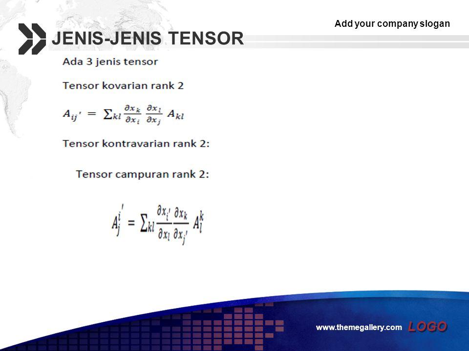 JENIS-JENIS TENSOR www.themegallery.com