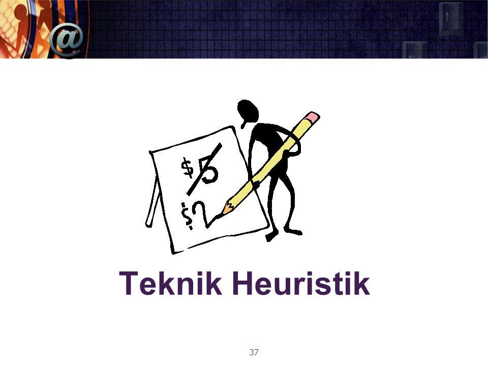 Teknik Heuristik