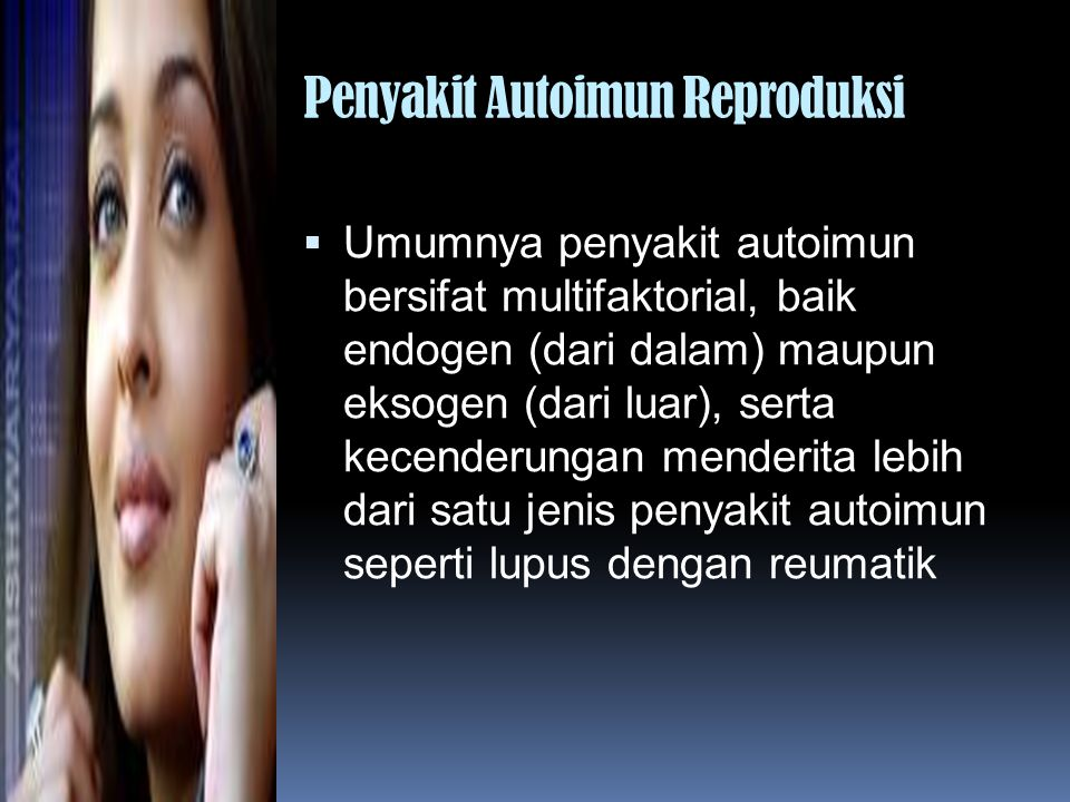 Penyakit Autoimun Reproduksi