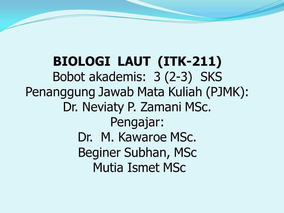 Bobot akademis: 3 (2-3) SKS Penanggung Jawab Mata Kuliah (PJMK):