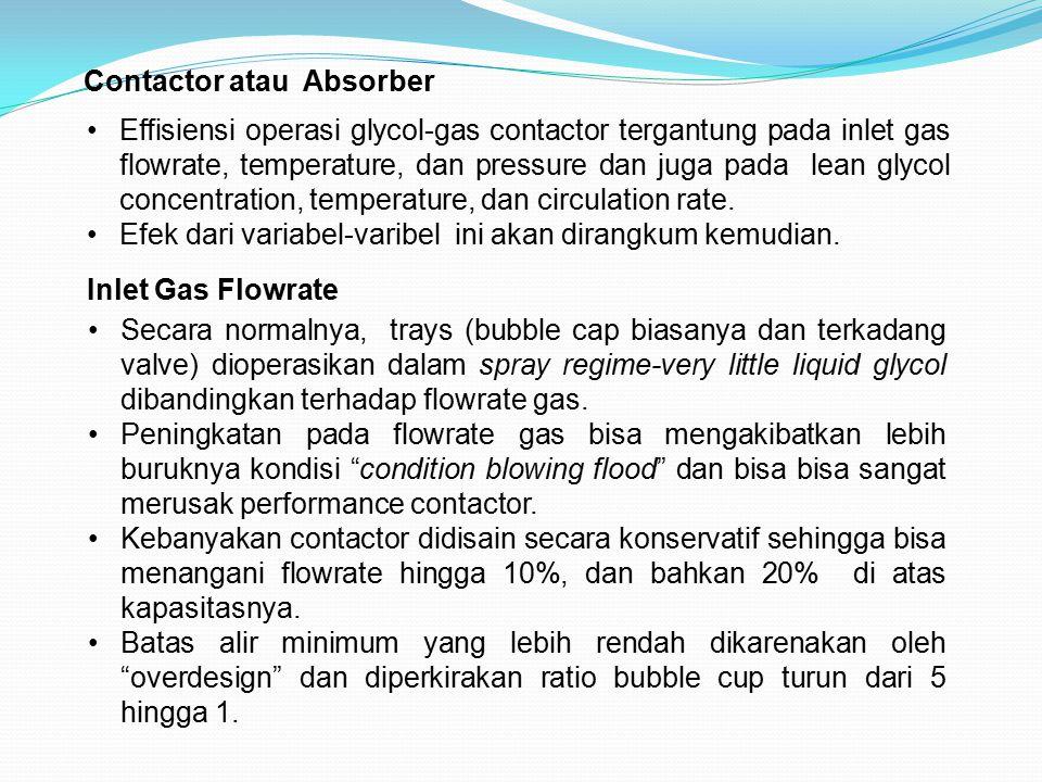 Contactor atau Absorber