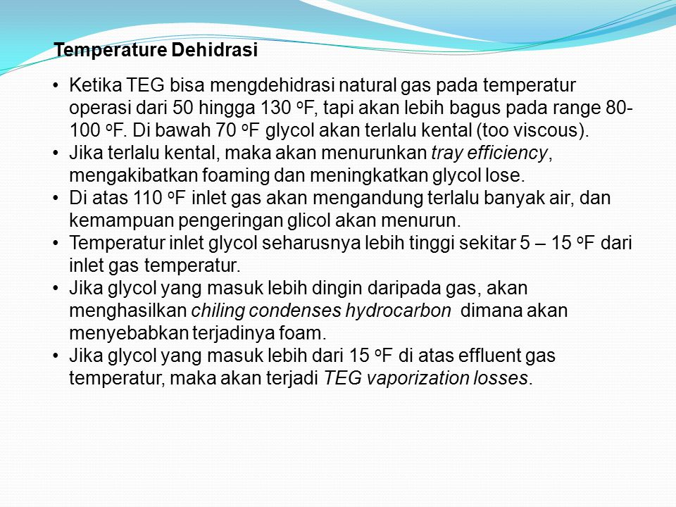 Temperature Dehidrasi