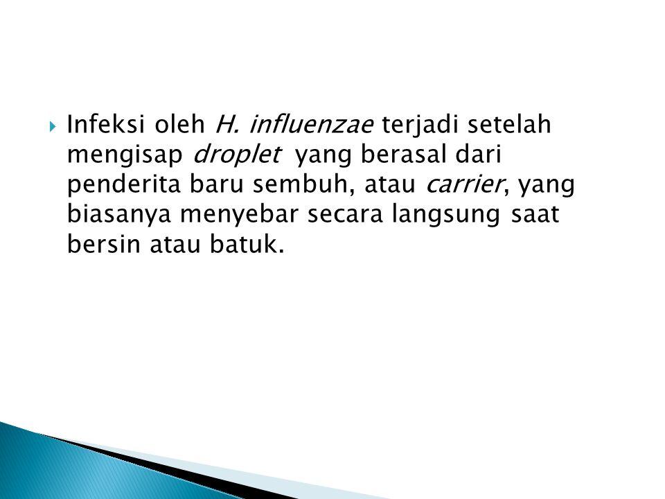 Infeksi oleh H.