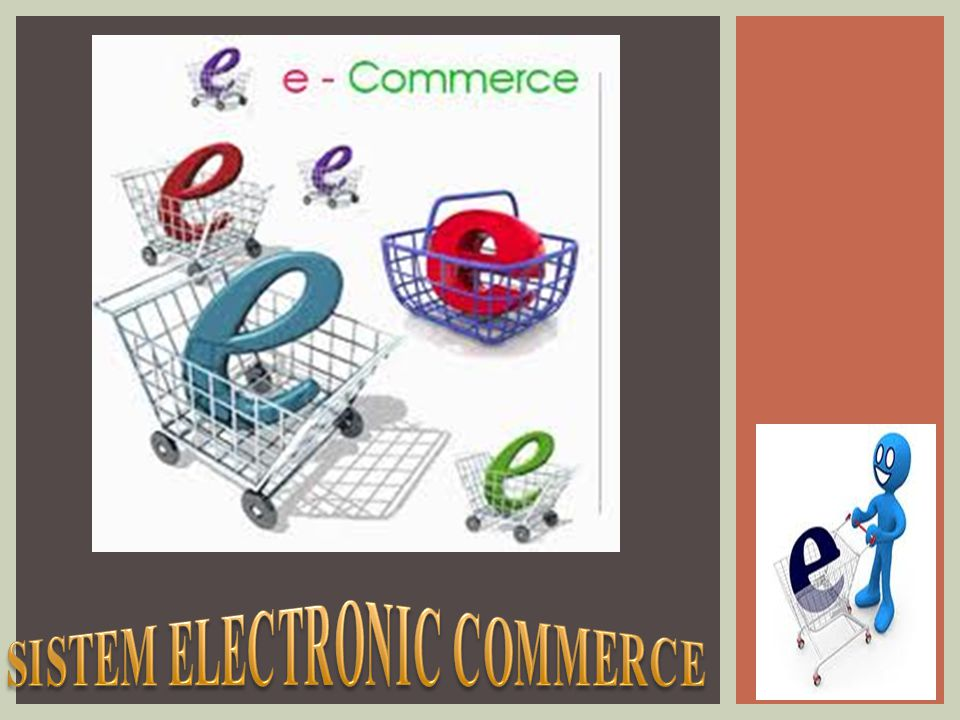SISTEM ELECTRONIC COMMERCE