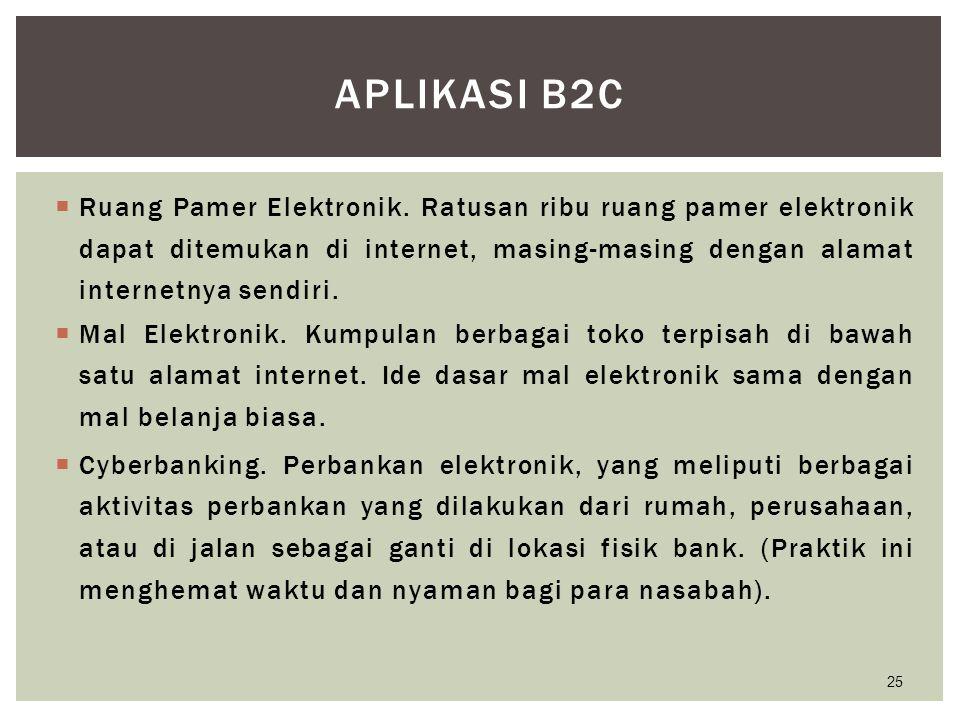 Aplikasi B2c