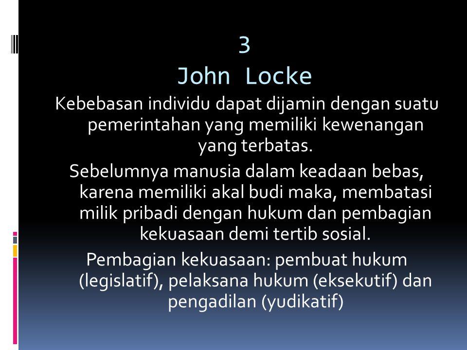 3 John Locke