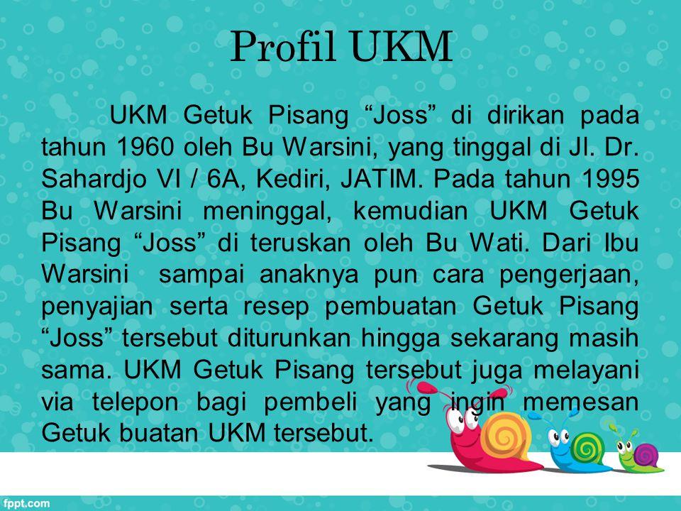 Profil UKM