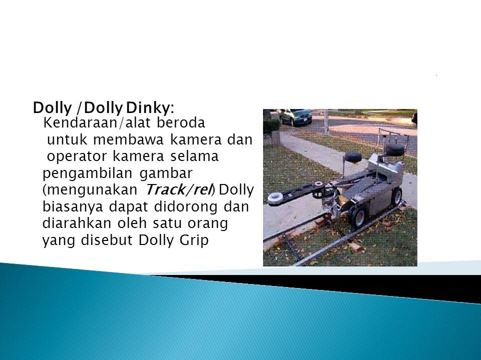 Dolly /Dolly Dinky: Kendaraan/alat beroda