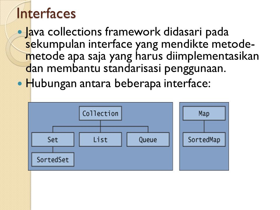 Interfaces