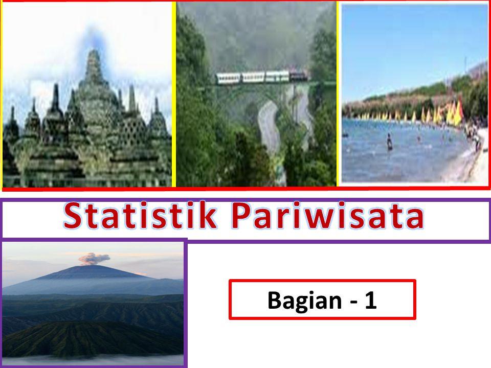 Statistik Pariwisata Bagian - 1