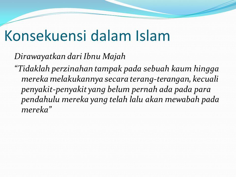 Konsekuensi dalam Islam