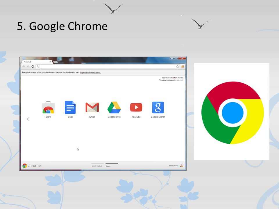 5. Google Chrome