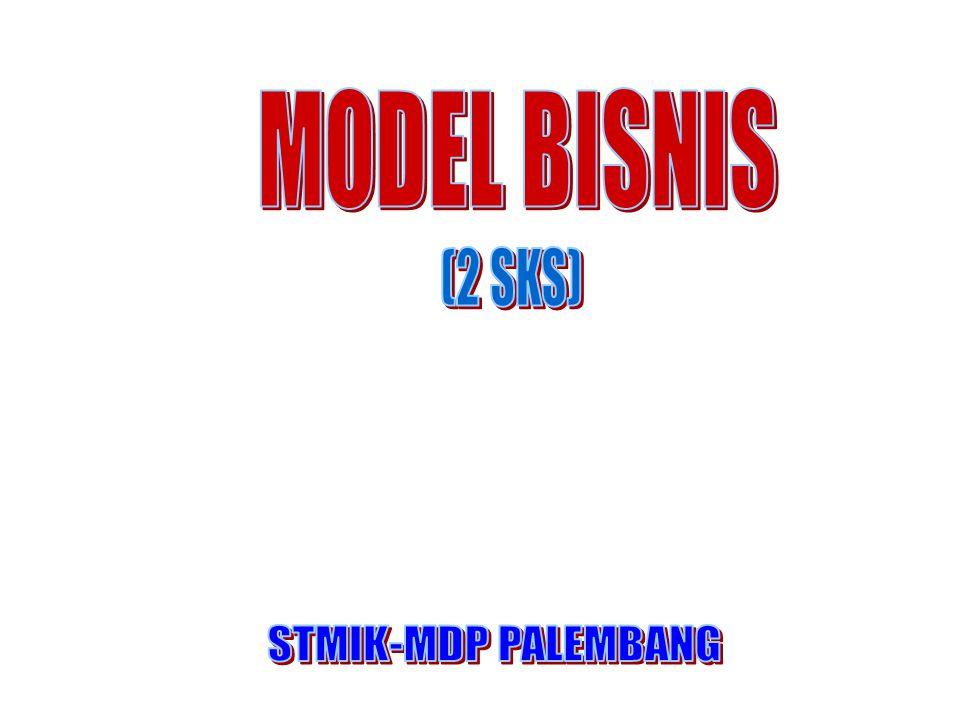 MODEL BISNIS (2 SKS) STMIK-MDP PALEMBANG