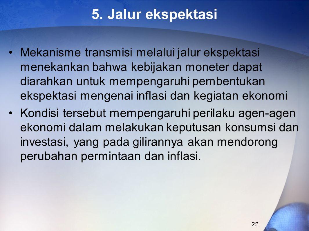 5. Jalur ekspektasi