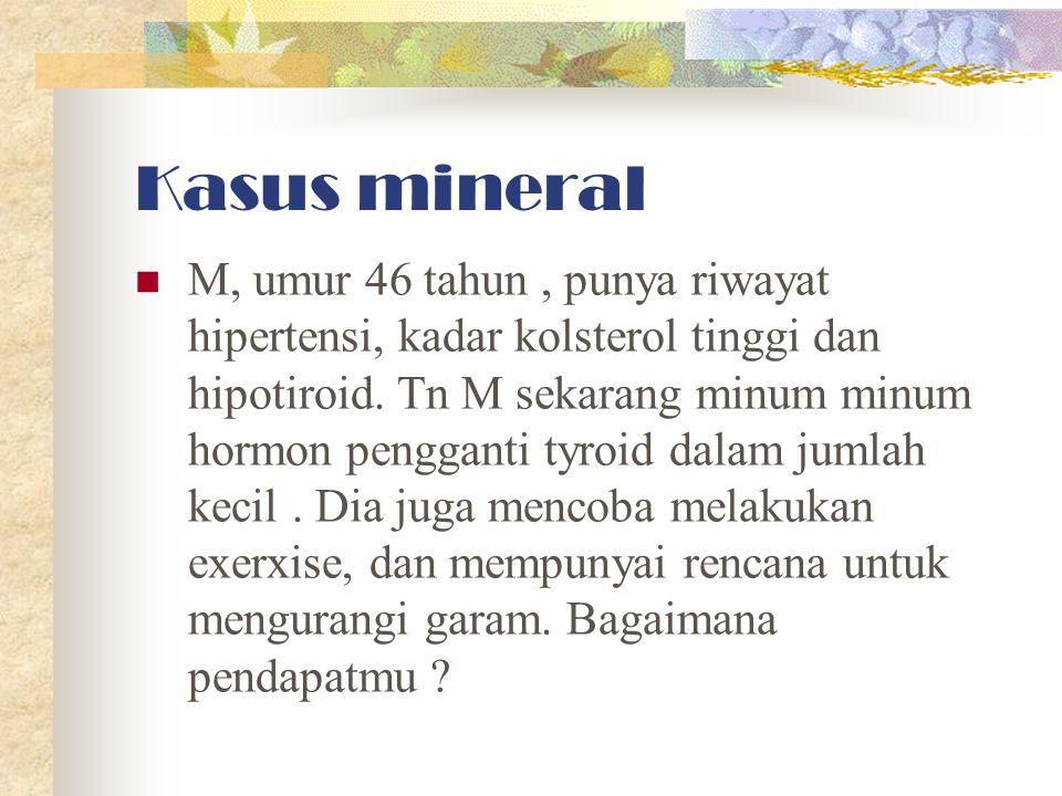 Kasus mineral
