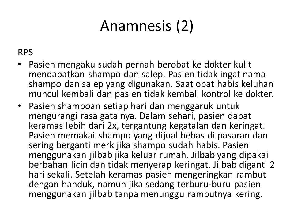 Anamnesis (2) RPS.