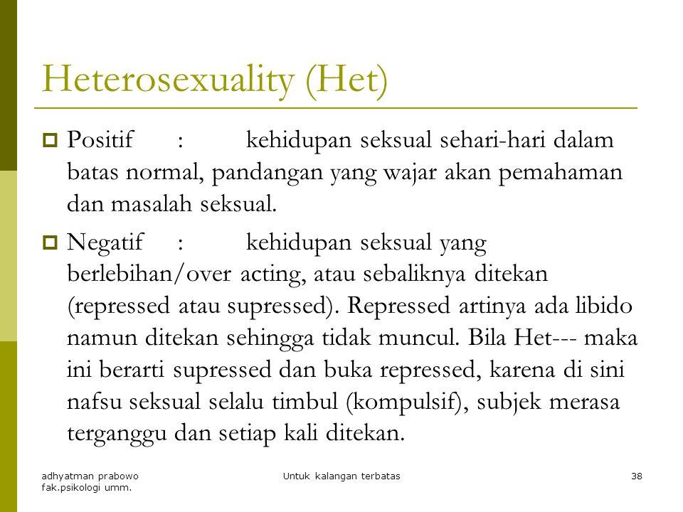 Heterosexuality (Het)