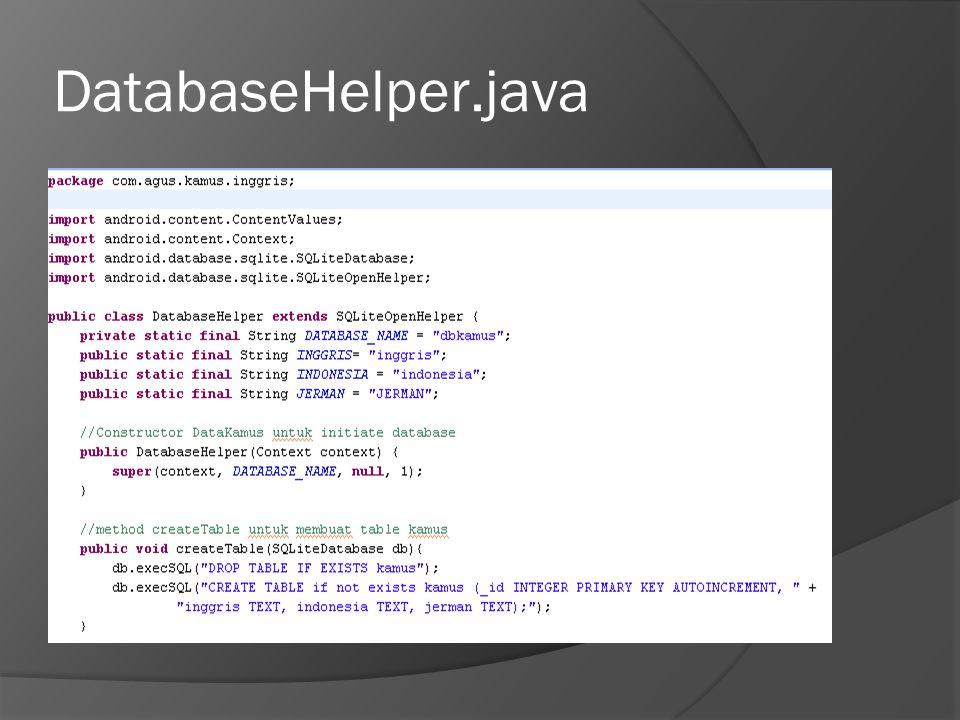 DatabaseHelper.java