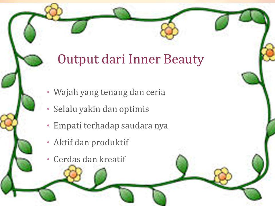 Output dari Inner Beauty