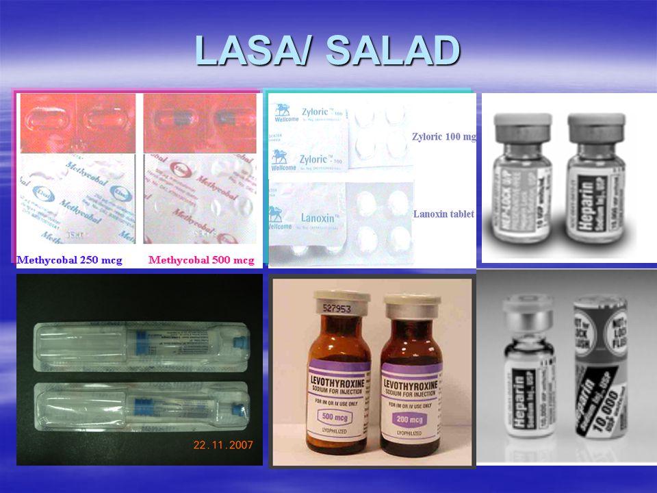 LASA/ SALAD