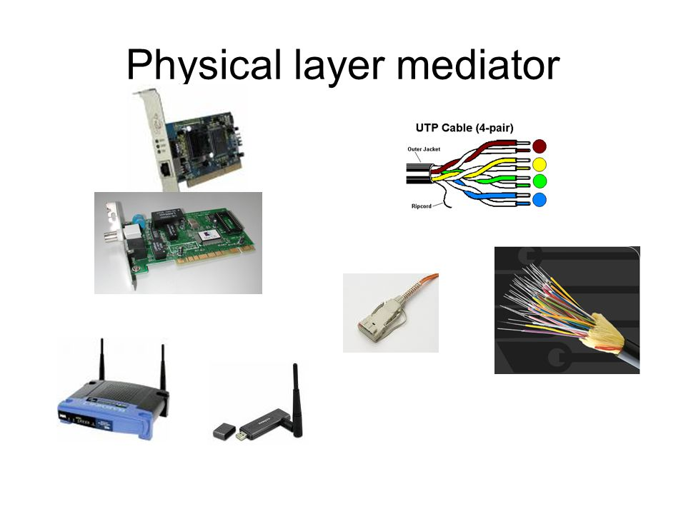 Physical layer mediator