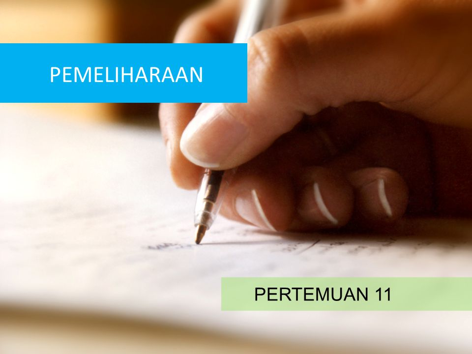 攻心、直邮圣经、做对了就成交 PEMELIHARAAN PERTEMUAN 11