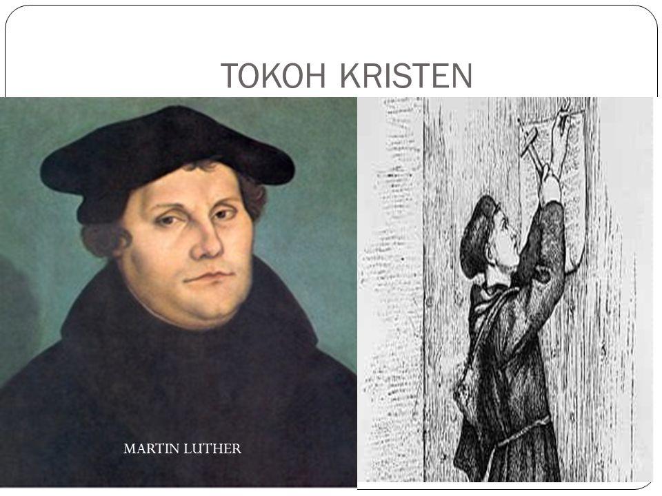 TOKOH KRISTEN MARTIN LUTHER